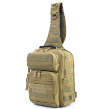 цена на 900D Tactical Chest Backpack Military Bag Hunting Fishing Bags Camping Hiking Army Hiking Backpacks Army Molle Shoulder Pack