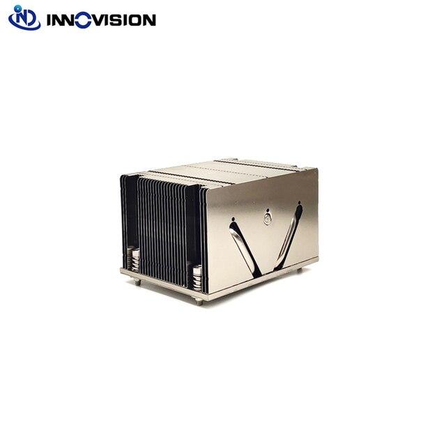 Supermicro แคบ CPU Cooler SNK-P0048PS 2U LGA2011 สำหรับ X9dri-f
