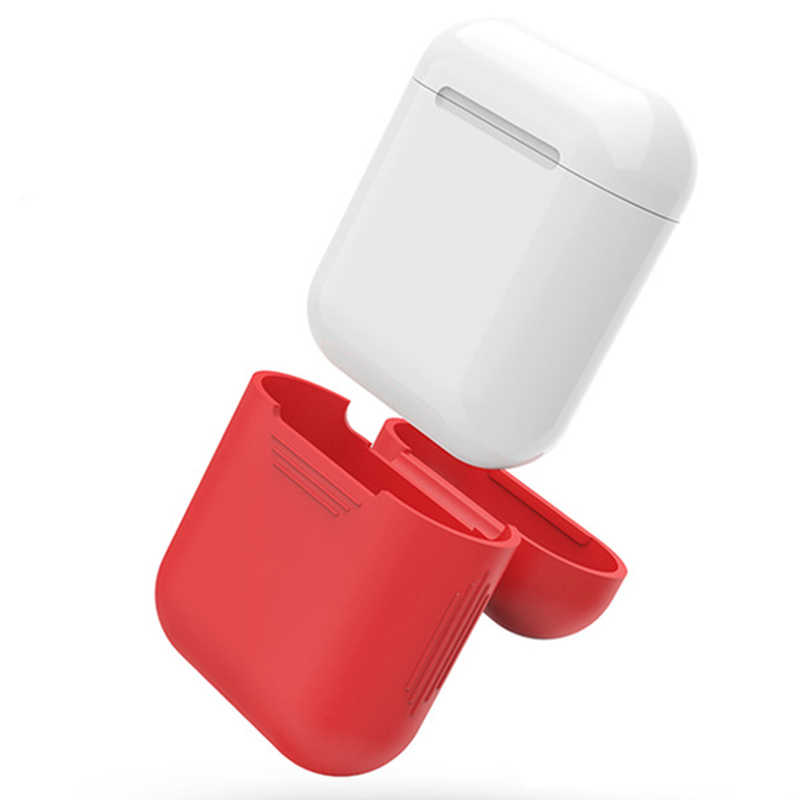 Case For Apple Airpods Cover i10 i11 i12 i13 i14 i18 i20 i30 i40 i60 i77 i80 i100 tws w1 chip Earphone Cases Accessory air pods