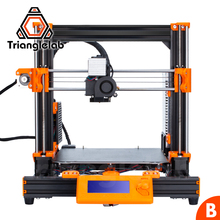 Trianglelab Clonado Prusa I3 MK3S Urso kit completo (excluir Einsy Rambo board) 3D impressora DIY Urso MK3S (PETG material)