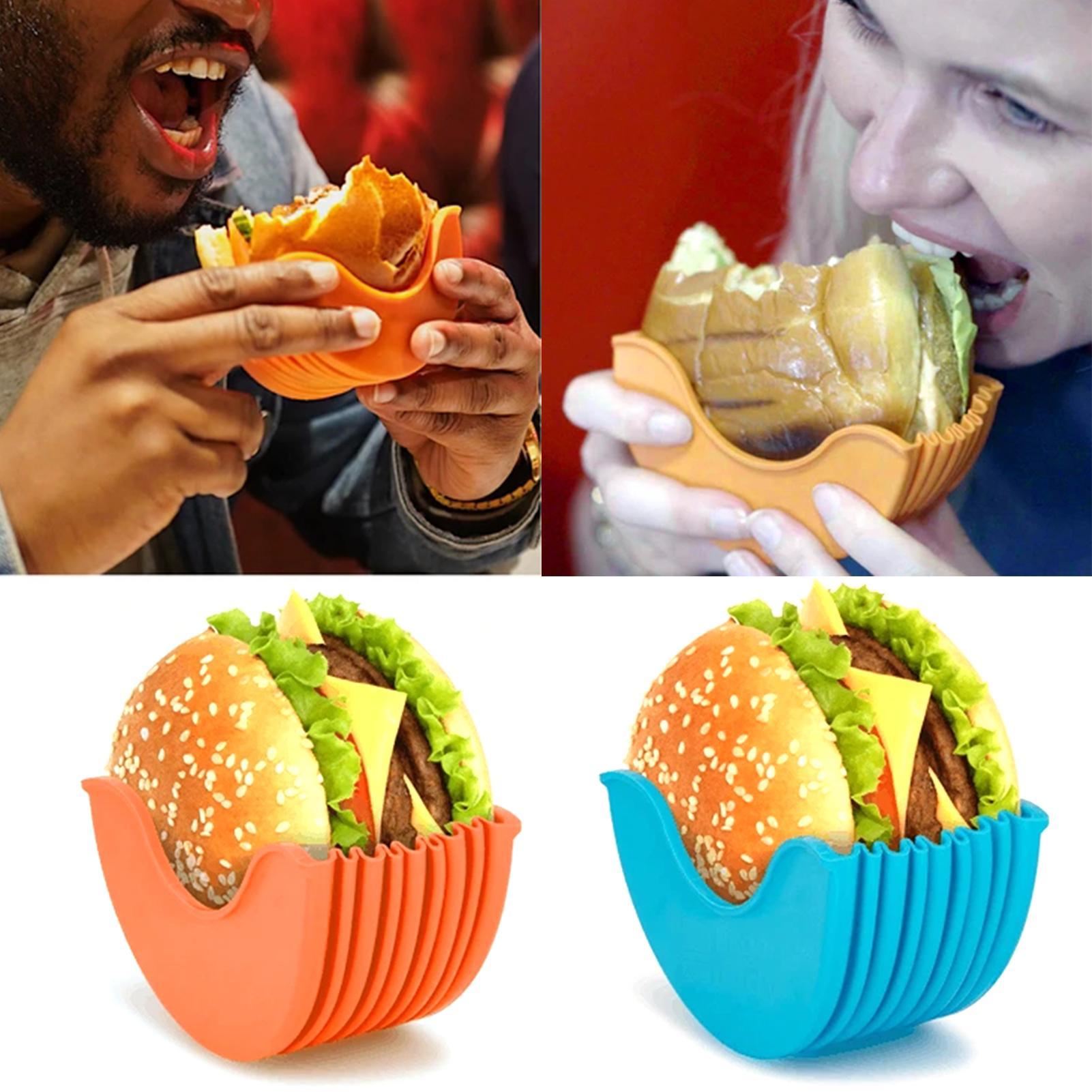 MessFree Burger Holder