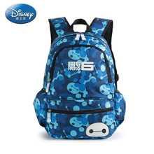 Disney big hero школьные рюкзаки для мальчиков рюкзак начальной