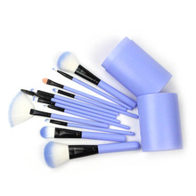Cosmetic Brush Set 12 Cosmetic Brush Cylinder Cosmetic Drum Eyelash Brush Cosmetic Tool