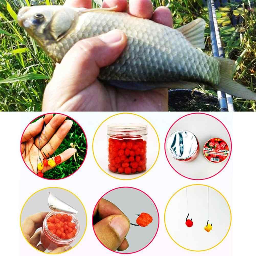 Box Artificial Carp Fish Floating Bait Fragrant Lure Fishing Lure Bubble Ball