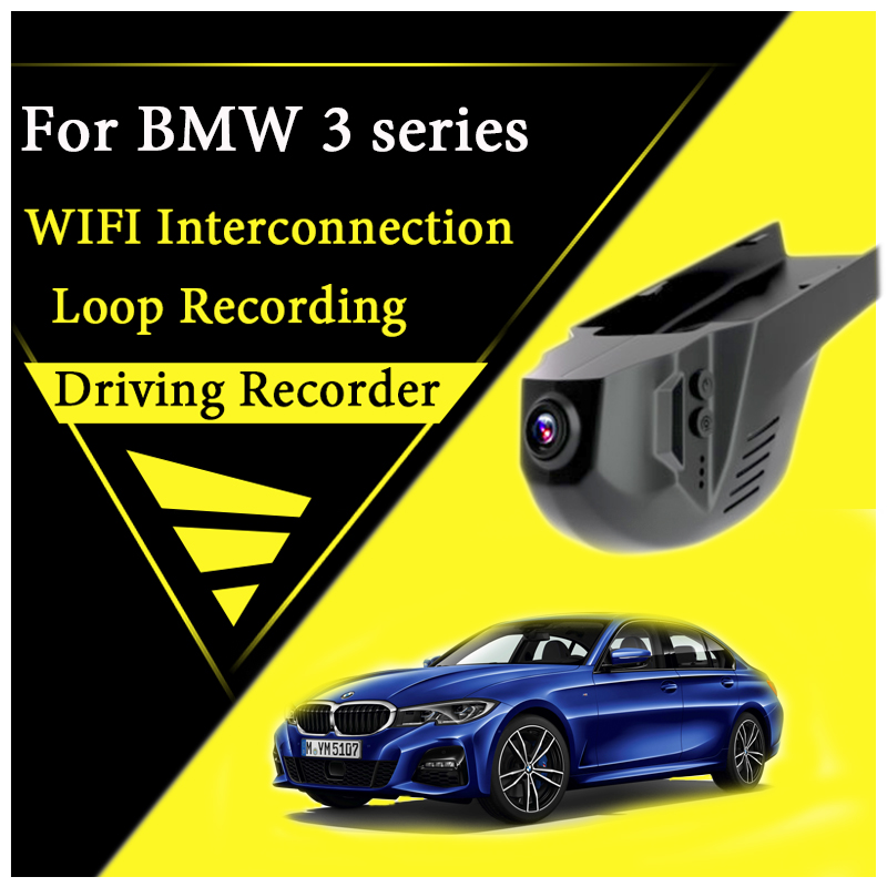 For 3 G20 7 2018~2020 Car Road Record WiFi DVR Dash Camera Driving Video Recorder ffg