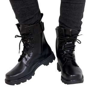 Shoe Combat-Boots Qiangren-Proof-Boots Commando 07 Security-Guard Genuine-Product Direct-Selling