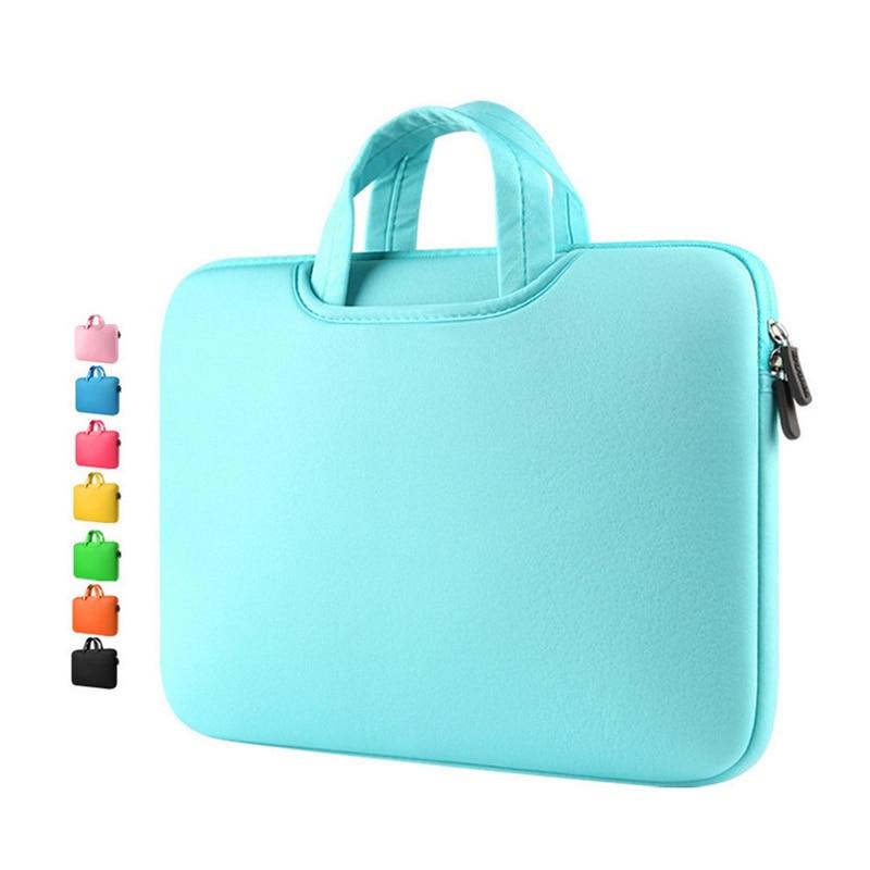 Laptop Bag 11 12 13 14 15 Inch Notebook Sleeve Bag Business Handbag For Macbook Air 13.3 Case Bag For HP Lenovo Dell Xiaomi 15.6