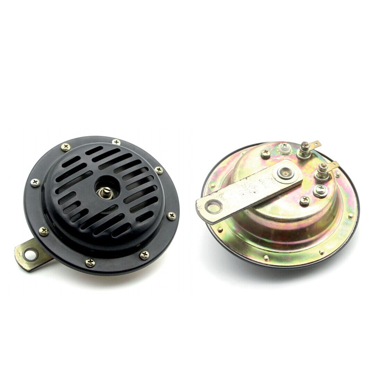 Voiture bassin-type haut-parleur 12 V/24 V sifflet haut-parleur basse trompette électrique offre spéciale