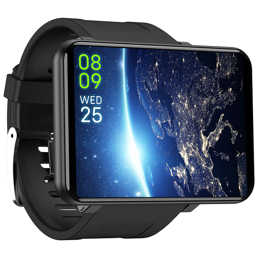 RAM <font><b>4G</b></font>+ROM 32GB Smart <font><b>Watch</b></font> Women <font><b>Blood</b></font> <font><b>Pressure</b></font> Measurement Men For Android IOS Electronic Heart Rate Monitor Waterproof Ip67 image