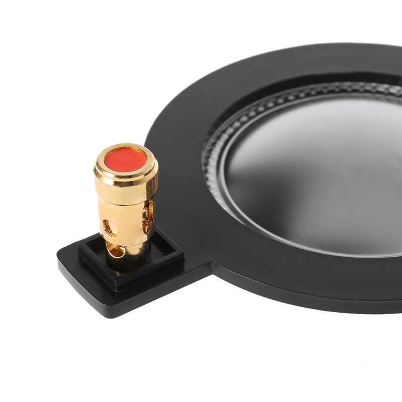 Altavoz de Audio película de titanio 44 núcleo trible Bobina de voz carrete accesorio
