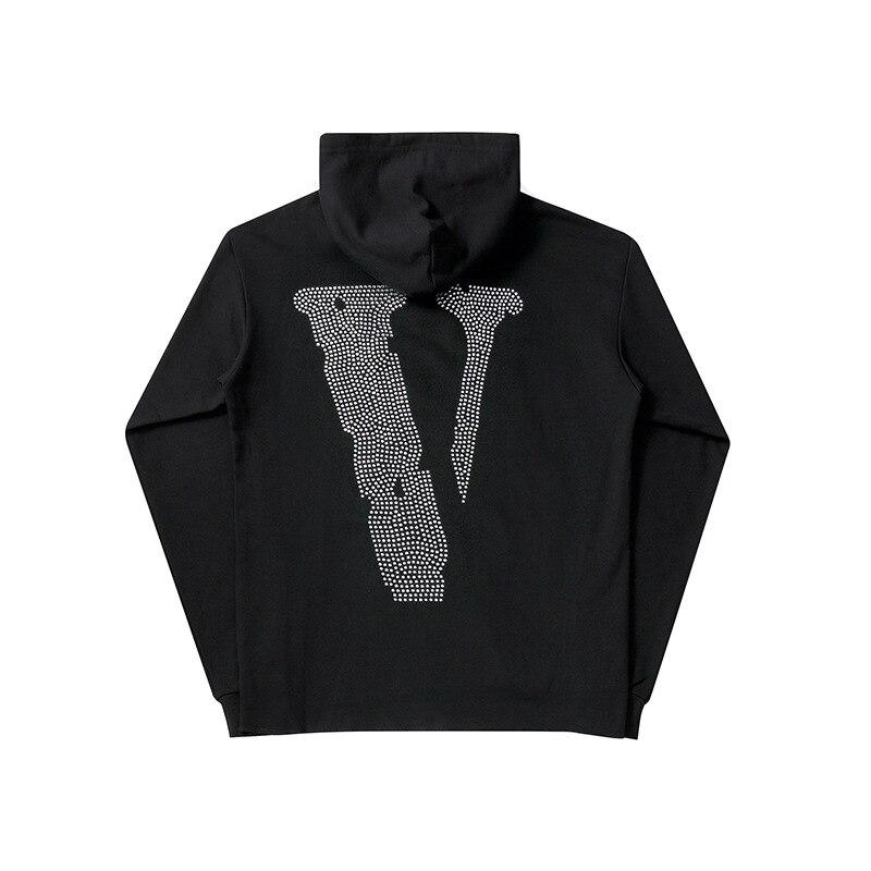Diamonds Friends Hoodies Man woman Fleece sweatshirt Fashion European size Cool Fun Autumn Winter Couple pullover Vlone hoodie