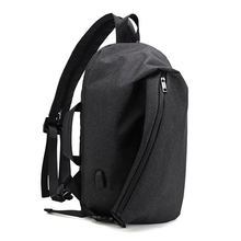 Arctic Hunter Multifunctional Large-Capacity Shoulder Bag Travel College Student Casual Slung Backpack