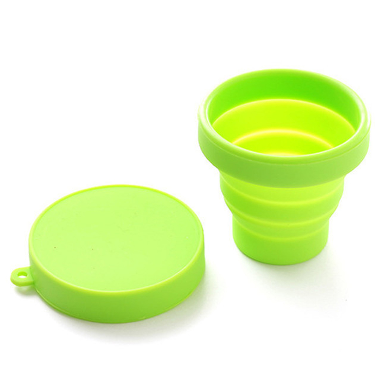Foldable Menstrual Cup Sterilizer Feminine Hygiene Woman Lady Cup For Menstrual Period  Sterilizing Silicone Collapsible Cup