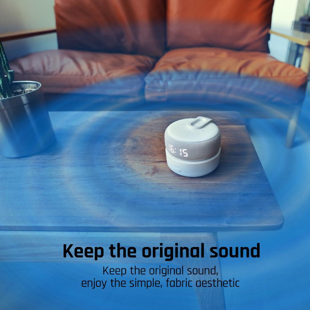 2020 Version GGMM D3+ Battery Base 10000mAh Charging Station For Amazon Echo Dot 3rd Gen Power Bank For Smart Speaker 16H Play 4