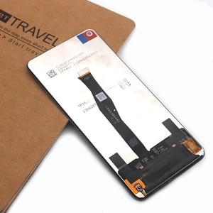 Image 5 - العرض الأصلي لهواوي الشرف 20 YAL L21 LCD محول الأرقام بشاشة تعمل بلمس استبدال لهواوي الشرف 20 شاشة LCD