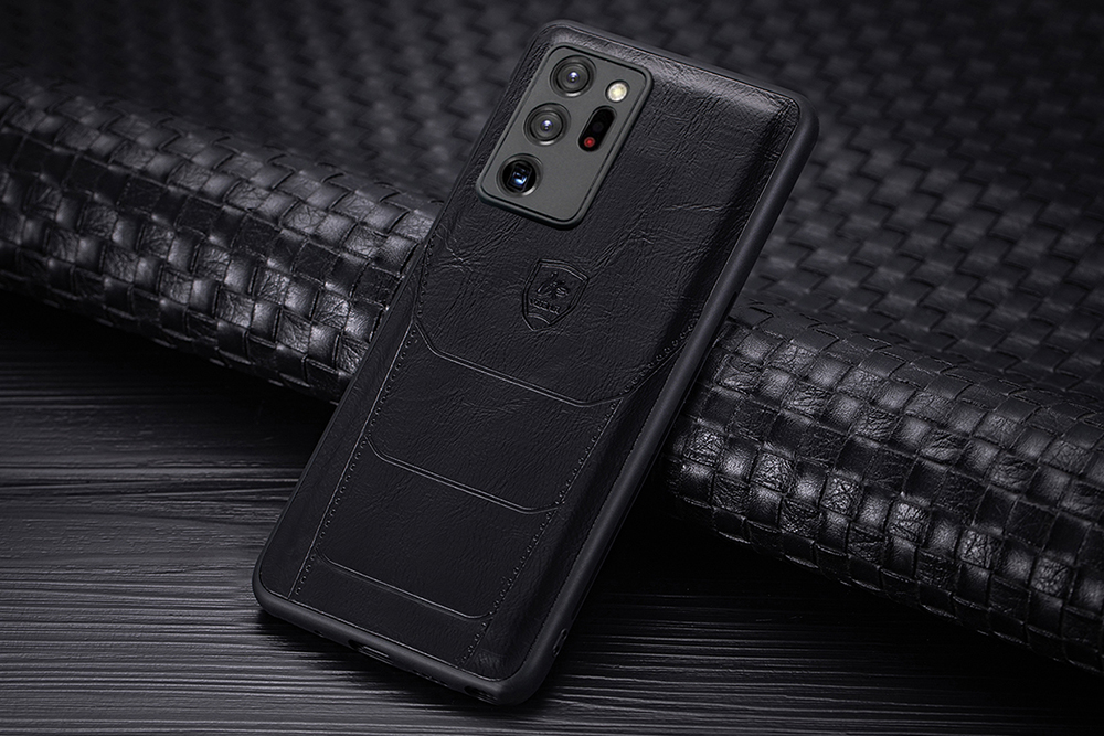 Galaxy NOTE 20 Ultra leather case 9