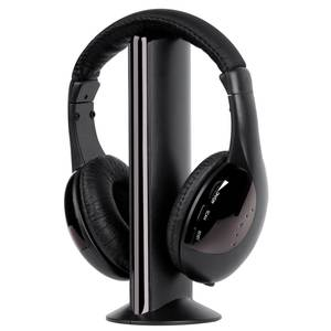 Wireless Headset Fm-Radio Multi-Occasion for TV Computer High-Fidelity with Voice-Call-Function