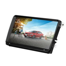 OPQ-9 Inch Car Navigation DVD Machine Double 2 Din Android 8.1 Car Stereo DAB+Radio MP5 Player GPS SAT NAV Bluetooth WiFi Link(China)