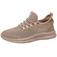Men Shoes Sneakers 2019 Comfortable Men Footwear Flat Breathable Mesh Sport Shoes Male Casual Shoes Tzapatos De Hombre Dropship