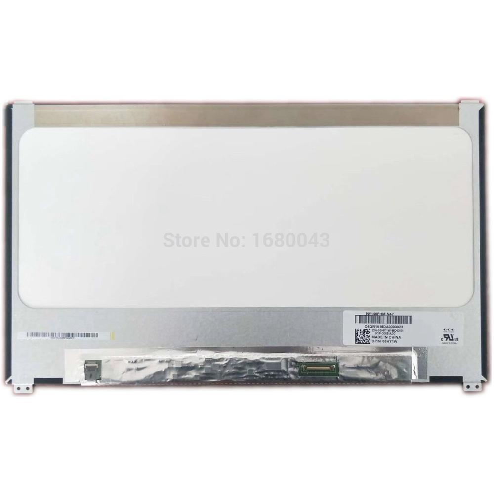 "Lenovo P//N 5D10L01874 LED LCD Screen Display 14/"" eDP FHD 1080P Replacment Panel"