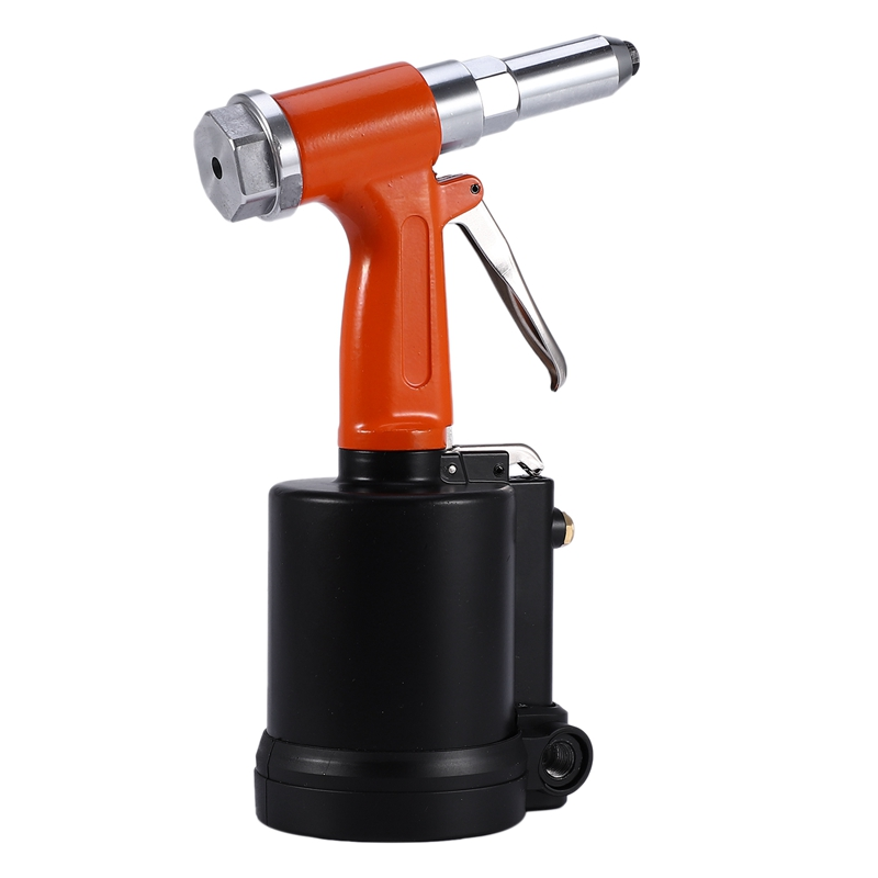 Hot 160x270mm Industrial Grade Air Pneumatic Rivet Gun Pneumatic Riveting Tools Labor-saving Durable Pneumatic Rivet Tool Nut Sc