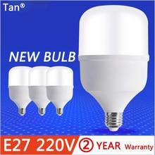 High power LED lamp E27 LED bulb AC220V