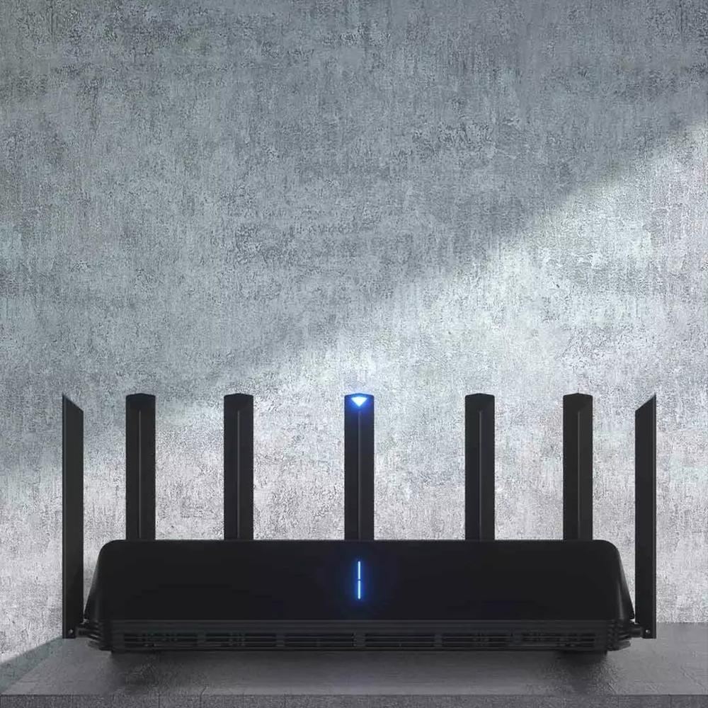 NEW Xiaomi AX3600 AIoT Router Wifi 6 5G Wifi6 600Mb Dual-Band 2976Mbs Gigabit Rate Qualcomm A53 CPU External 5G Signal Amplifier 6