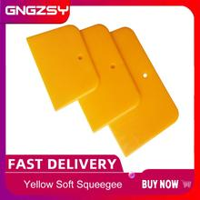3pcs/set Vinyl Wrap Application Squeegee For Car Film Stickers Decals Corner Decorate Scraper for Window Tint Application A38