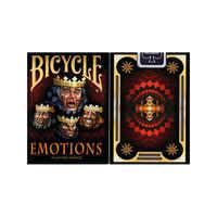 1 deck FAHRRAD Karten EMOTIONEN Spielkarten Regelmäßige Fahrrad Deck Reiter Zurück Karte Zaubertrick Magie Requisiten