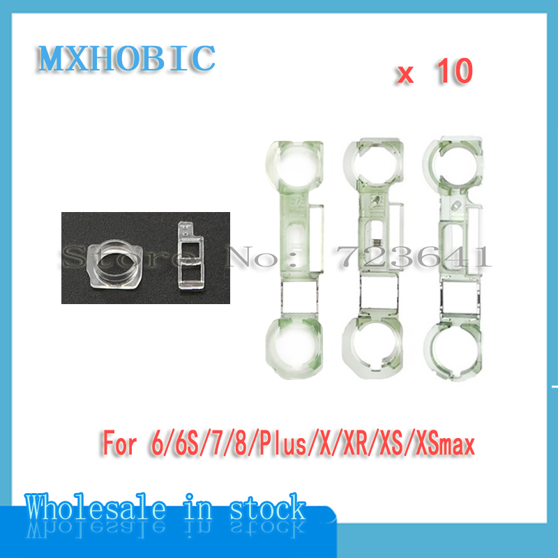 Sensor Ring-Set Clip-Bracket Proximity-Holder Front-Camera 6s-Plus iPhone 7 XS for 8