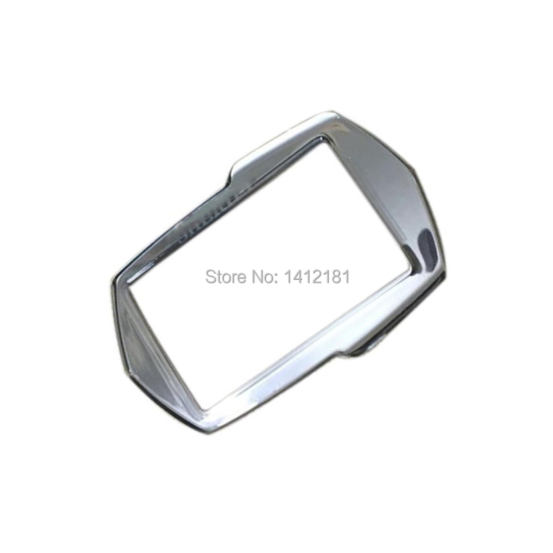 Wholesale ZX940/1090 Keychain Case Glass Cover For Sheriff ZX-1090 ZX-940 Sheriff ZX 940 1090 2-way Car Alarm Lcd Remote Control
