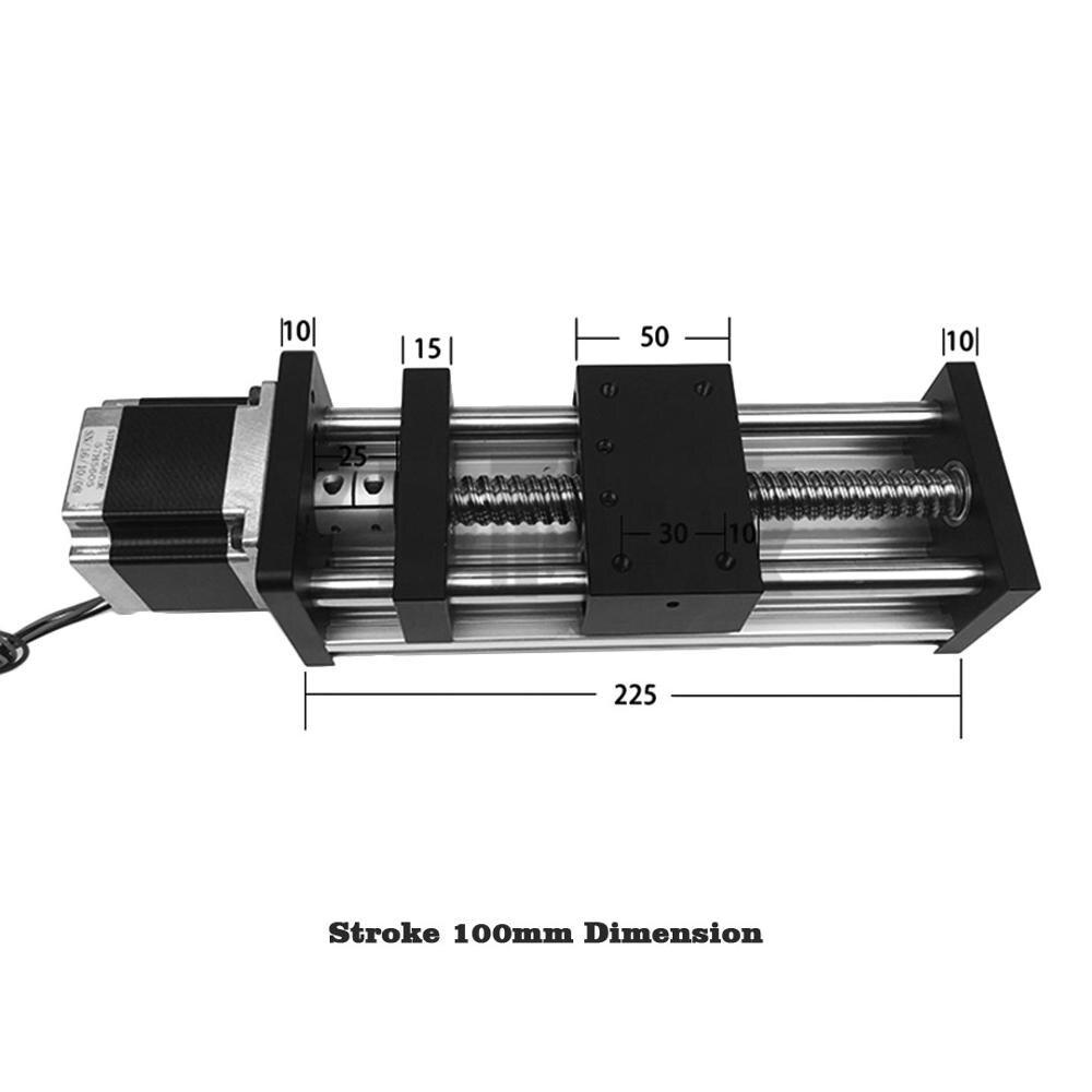 atuador para cnc 3d pecas de impressora 03