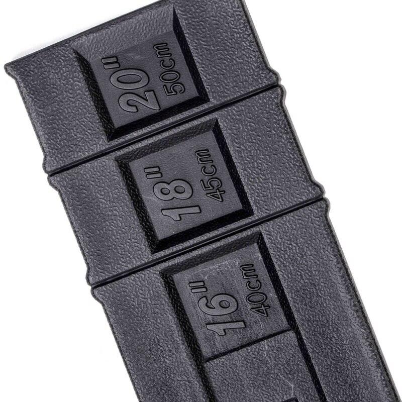 Черная направляющая панель для бензопилы, ножны 20 дюймов, универсальная Направляющая Пластина для сада|Детали инструментов|   | АлиЭкспресс