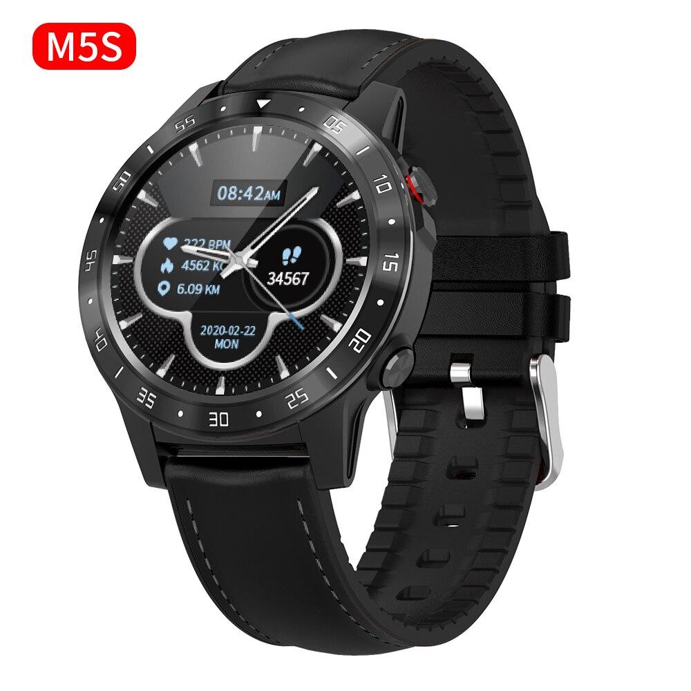 M5S-Black leathe