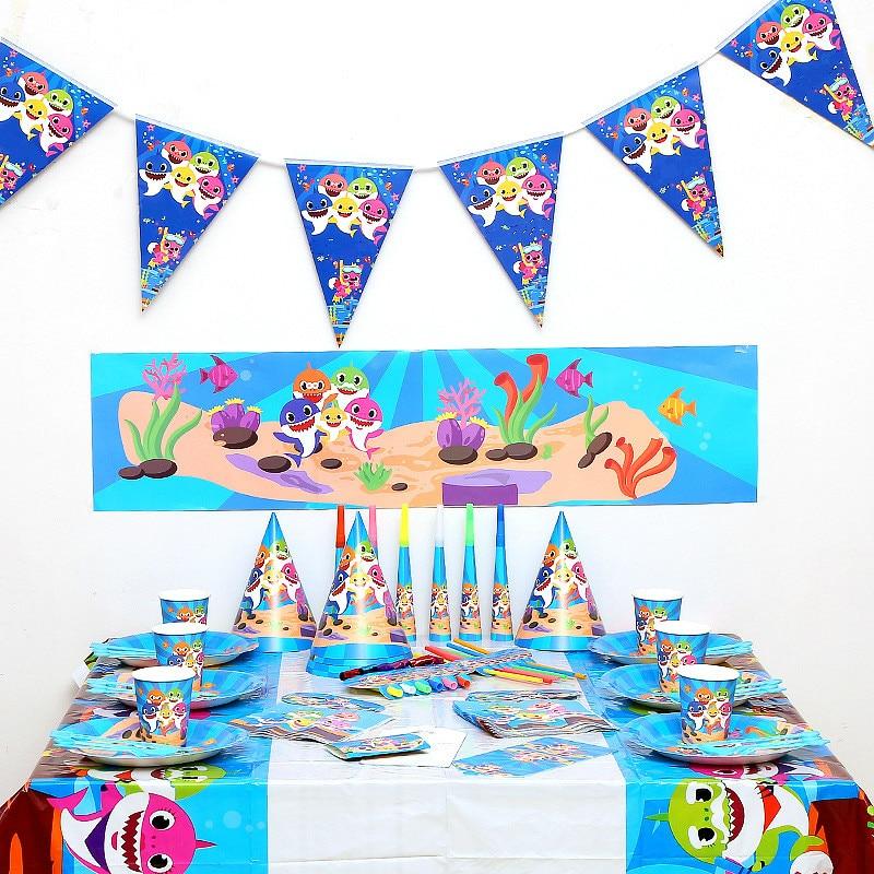 Детская одежда с рисунком из мультфильма и воздушными шарами в стиле вечеринки в украшения, товары для вечеринки детские воздушные шары Globos