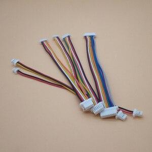 5 шт. SH1.0 SH 1,0 мм 2/3/4/5/6/7/8/9/10Pin Женский & Женский Соединитель с кабелем разъем одном и том же направлении Длина 10 см 28AWG