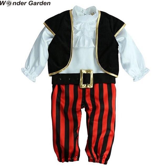 Baby Boys Pirate Costume  2