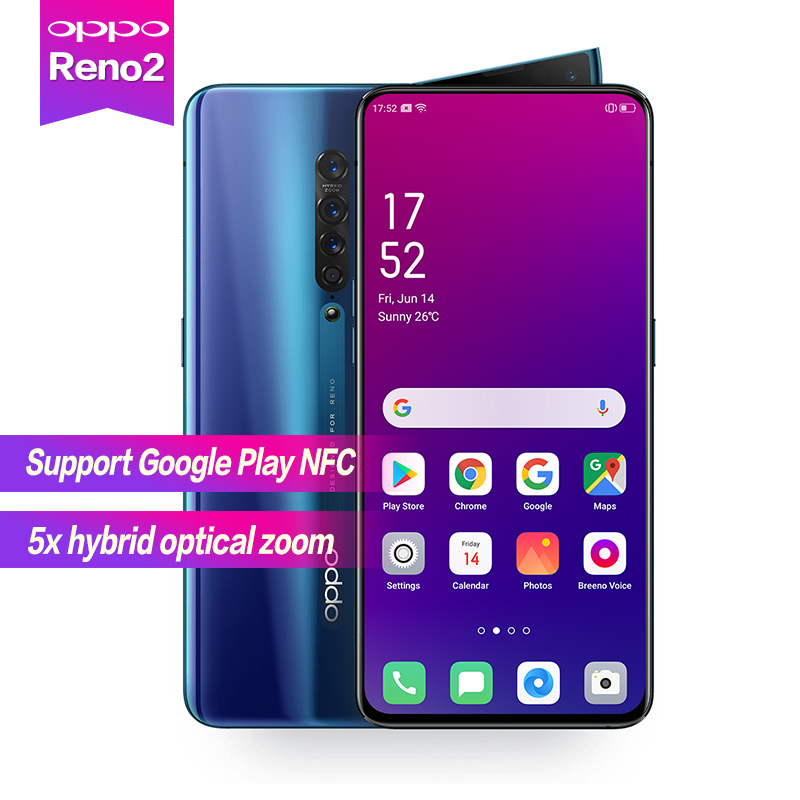 OPPO Reno 2 Snapdragon730G 5x zoom 6.5