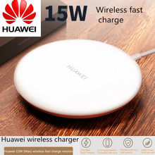 Original CP60 Huawei Wireless Charger 15W Max Qi Fast Charge for Huawei Mate 40/30/20 Pro P20 P30 P40 Pro For iPhone For xiaomi
