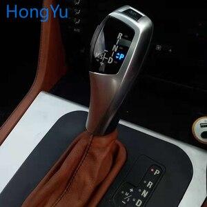 Image 3 - עבור BMW X5 2004 2005 2006 E53 Facelifted Gear Shift שיפטר מנוף Knob הילוכים אוטומטיים LED אור Shift