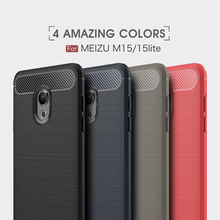 UFlaxe Phone Case for Meizu 15 Lite Soft