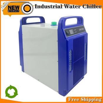 24L min 8L agregat wody przemysłowej cw-3000 do CO2 CNC rura laserowa grawerowanie maszyna do cięcia chłodzenia urządzenia-darmowa wysyłka tanie i dobre opinie NoEnName_Null Lq-rz-cw3000b Cw-3000dg AC 110V 220V 60Hz 24L min