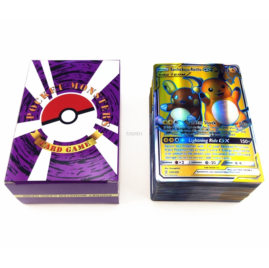 Image 5 - TOMY 120 шт карта покемона лот с 80tag команда 20 Мега 20 ultra beast Gx on AliExpress - 11.11_Double 11_Singles' Day