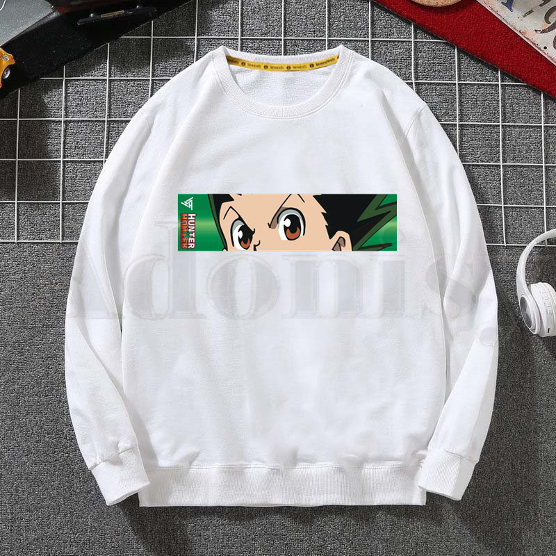 Hunter X Hunter Hxh Killua Zoldyck Hisoka Anime Print Men Hoodies Sweatshirt Fashion Graphic Hoodie Casual Streetwear Hoodie