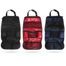Сумка для хранения автомобильных сидений с несколькими карманами, органайзер, сумка на заднее сиденье автомобиля, органайзер в машину для детей, автомобильные аксессуары