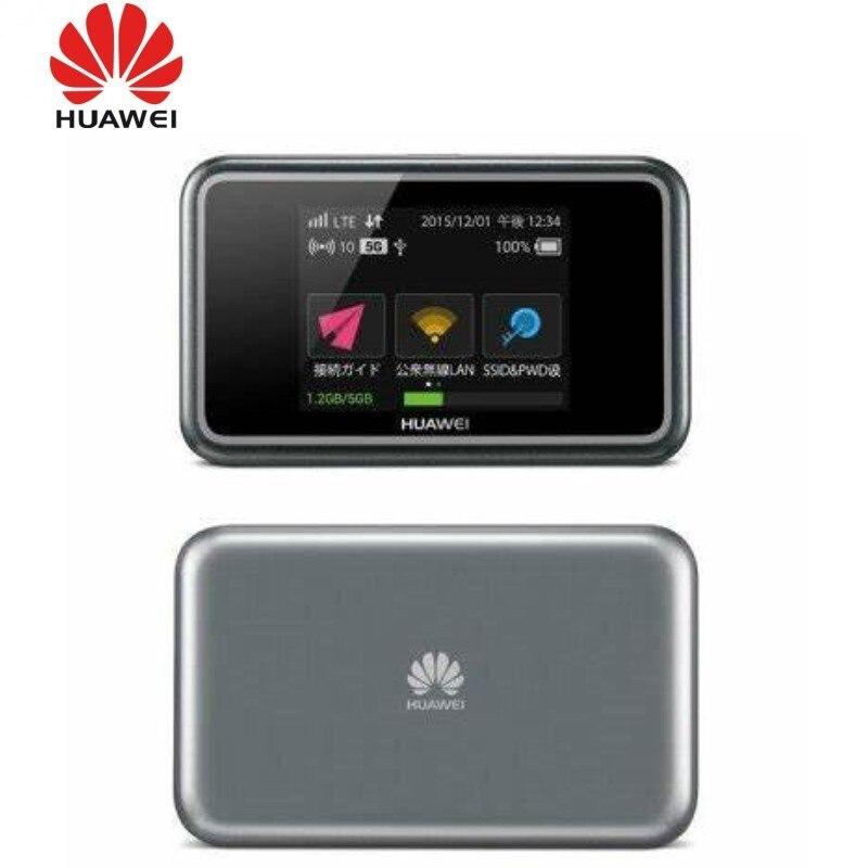 Unlocked Huawei E5383 LTE Cat6 Mobile Hotspot