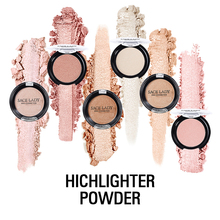 Makeup Blusher Top Quality Professional Cheek 6 Colors Baked Blush Pearl Blusher Face Contour Blusher ruby rose face makeup cheek blusher pigmented natural face blusher powder cosmestics professional palette blush contour shadow
