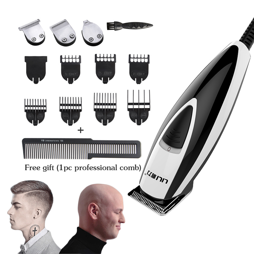 4 in 1 professional Hair Trimmer Corded Hair Clipper for Barber Shop Hair Beard Trimmer Shaver Hair Cutting Machine Hair Shaver