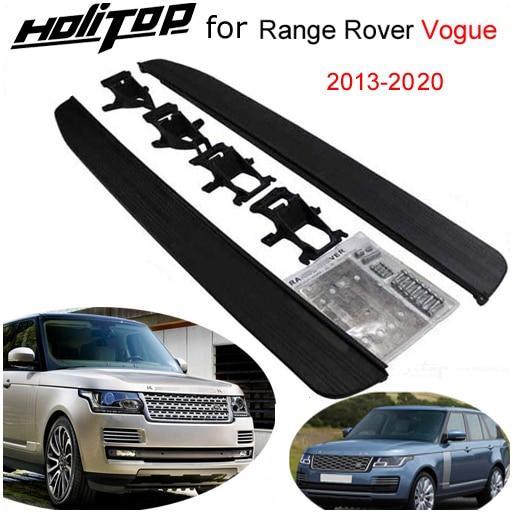 "For Toyota Hilux 2005-2012 Side Steps Bars Running Boards Set 3/"""