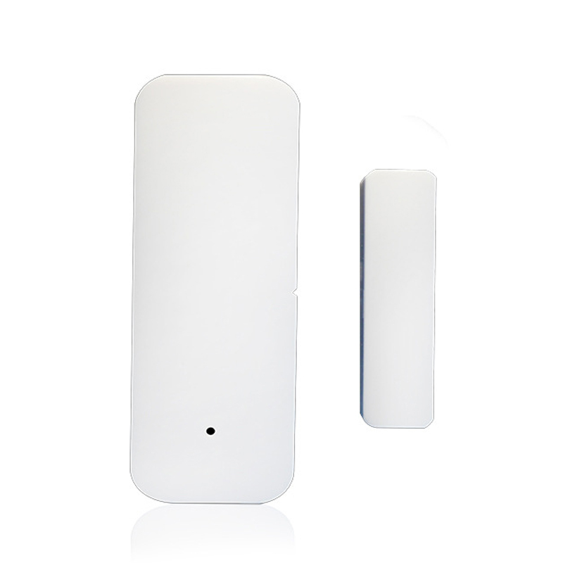 Fashion-Tuya Smart WiFi Door Sensor Door Open / Closed Detectors Compatible Works With Alexa Google Home IFTTT Tuya APP